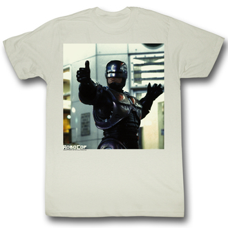 filmes póló férfi Robocop - Thumbs And Ammo - AMERICAN CLASSICS