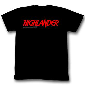 filmes póló férfi HIGHLANDER - Logo - AMERICAN CLASSICS