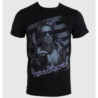 filmes póló férfi Terminator - Purple - AMERICAN CLASSICS, AMERICAN CLASSICS