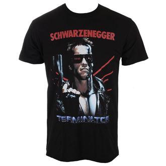 filmes póló férfi Terminator - Schwarz - AMERICAN CLASSICS, AMERICAN CLASSICS