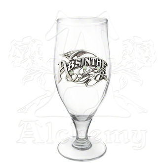 pohár ALCHEMY GOTHIC - La Belle Epoch Absinthe Tumbler, ALCHEMY GOTHIC