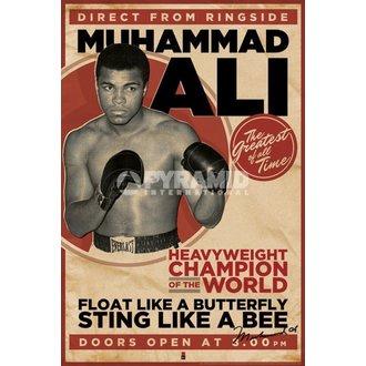 poszter Muhammad Ali - Vintage - Corbis - PYRAMID POSTERS, PYRAMID POSTERS