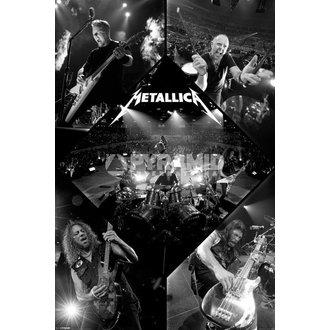 poszter Metallica - Live - PYRAMID POSTERS, PYRAMID POSTERS, Metallica