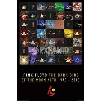 Pink Floyd poszter - Dark Side Of Of Moon - PYROfMIS POSTERS - PP33109