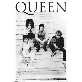 poszter Queen - Brazil 81 - PYRAMID POSTERS, PYRAMID POSTERS, Queen