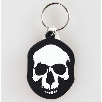 kulcstartó (kulcstartó) Skull - Eroded - PYRAMID POSTERS, PYRAMID POSTERS