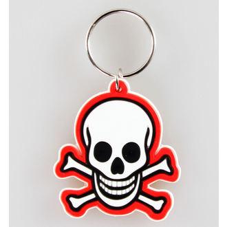 kulcstartó (kulcstartó) Skull - N Bones Toxi - PYRAMID POSTERS, PYRAMID POSTERS