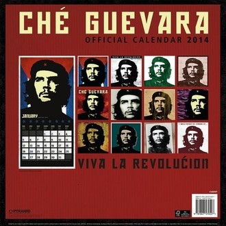 naptár  év 2014 Che Guevr - PYRAMID POSTERS, PYRAMID POSTERS, Che Guevara