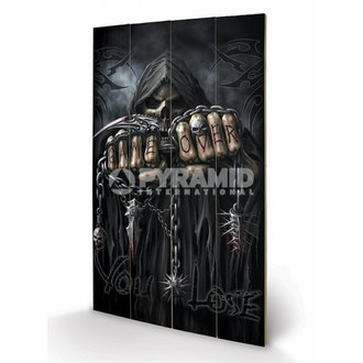 fa kép Spiral - Game Over - Reaper - PYRAMID POSTERS, SPIRAL