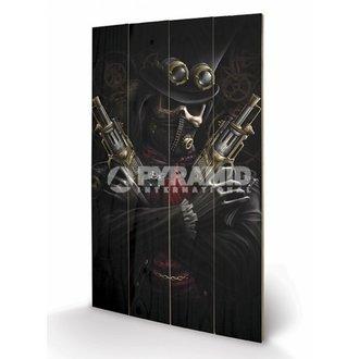 fa kép Spiral - Steampunk Bandit - PYRAMID POSTERS, SPIRAL