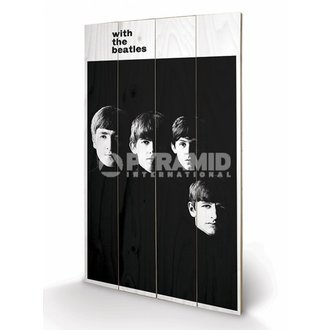 fa kép The Beatles - With The Beatles - PYRTheMIS POSTERS, PYRAMID POSTERS, Beatles