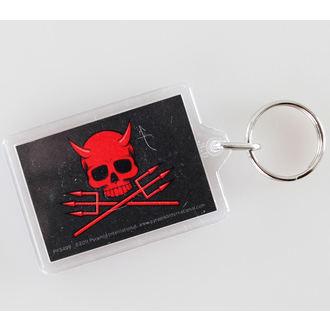 kulcstartó (kulcstartó) Skullduggery - Devil - PYRAMID POSTERS, PYRAMID POSTERS