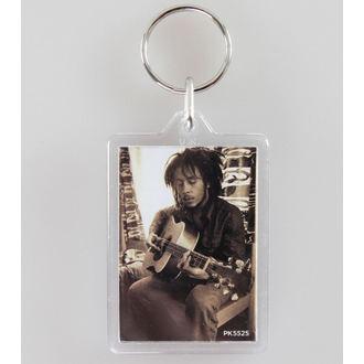 kulcstartó (kulcstartó) Bob Marley - Sepia - PYRAMID POSTERS, PYRAMID POSTERS, Bob Marley