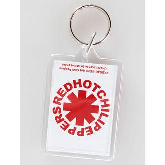 kulcstartó (kulcstartó) Red Hot Chili Peppers - Logo - PYRAMID POSTERS, PYRAMID POSTERS, Red Hot Chili Peppers