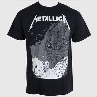Metallica férfi póló - Phantom Lord - Black - LIVE NATION