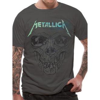 metál póló férfi Metallica - Pushead Ionised - LIVE NATION, LIVE NATION, Metallica