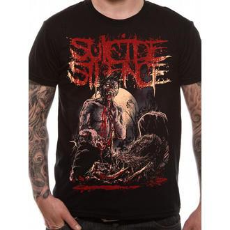 metál póló férfi Suicide Silence - Grave - LIVE NATION, LIVE NATION, Suicide Silence