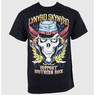 metál póló férfi Lynyrd Skynyrd - Support Southern - LIVE NATION, LIVE NATION, Lynyrd Skynyrd