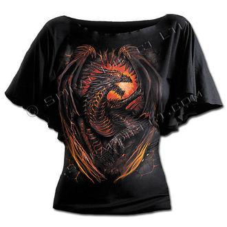 póló női - Dragon Furnace - SPIRAL