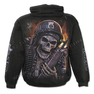 kapucnis pulóver férfi - Special Forces, SPIRAL