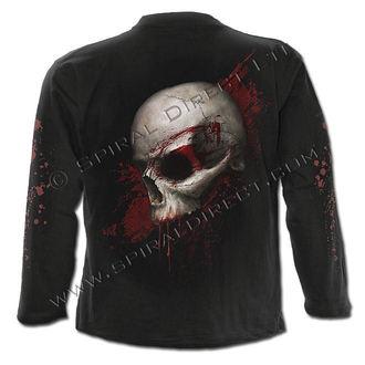póló férfi - Skull Shock - SPIRAL, SPIRAL