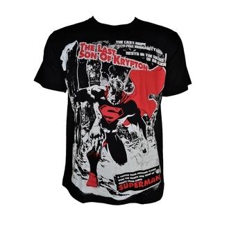 póló férfi Superman - Krypton - POIZEN INDUSTRIES