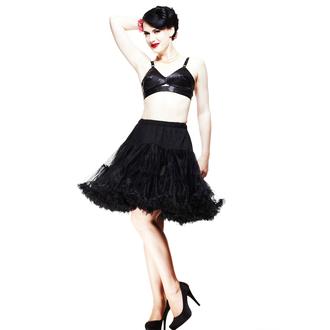 szoknya női (alsószoknya) POIZEN INDUSTRIES - Midi Petticoat, POIZEN INDUSTRIES