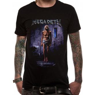 metál póló férfi Megadeth - COUNTDOWN TO EXTINCTION - PLASTIC HEAD, PLASTIC HEAD, Megadeth