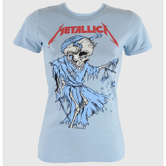 metál póló női Metallica - Cartoon Reaper - BRAVADO, BRAVADO, Metallica