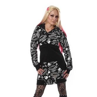 kapucnis pulóver női - Ouija - VIXXSIN, VIXXSIN