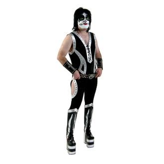 tavaszi/őszi dzseki női Kiss - Authentic Catman Rock The Nation Costume, Kiss