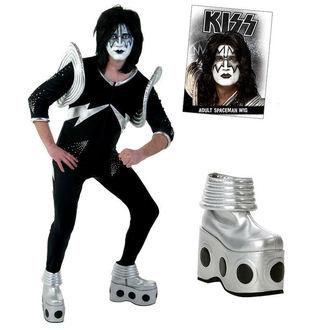 tavaszi/őszi dzseki női Kiss - Authentic Spaceman Rock The Nation Costume, Kiss
