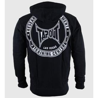 kapucnis pulóver férfi - Training Center 1 - TAPOUT, TAPOUT