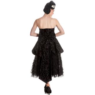 ruha női HELL BUNNY - Lavintage - Black, HELL BUNNY