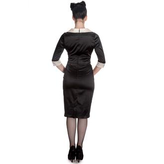 ruha női HELL BUNNY - Moneypenny - Black / Ivory, HELL BUNNY