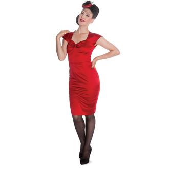 ruha női HELL BUNNY - Angie - Red, HELL BUNNY