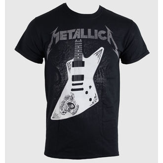 Metallica férfi póló - Papa Het Guitar - LIVE NATION