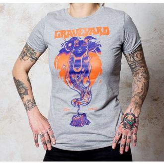 metál póló női Graveyard - Satan - Buckaneer, Buckaneer, Graveyard