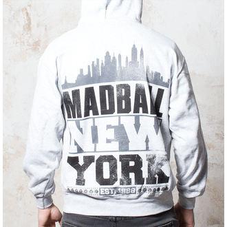 kapucnis pulóver férfi Madball - Skyline - Buckaneer, Buckaneer, Madball