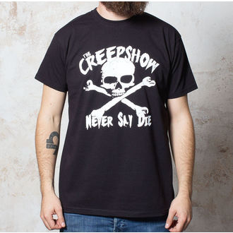 póló férfi The Creepshow - Goonies Skull - Black - Buckaneer, Buckaneer