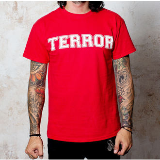 póló férfi Terror - BigT - Red - Buckaneer, Buckaneer, Terror