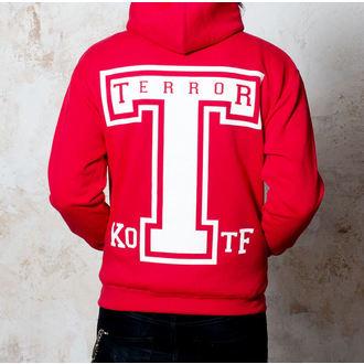 kapucnis pulóver férfi Terror - BigT - Buckaneer, Buckaneer, Terror