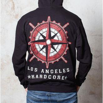 kapucnis pulóver férfi Terror - Compass - Buckaneer, Buckaneer, Terror