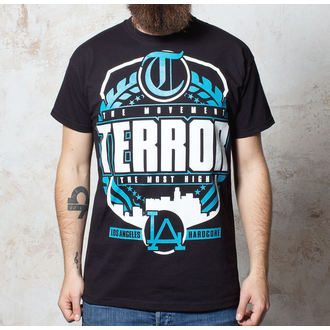 metál póló férfi Terror - Most High - Buckaneer, Buckaneer, Terror