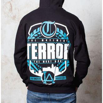 kapucnis pulóver férfi Terror - Most High - Buckaneer, Buckaneer, Terror