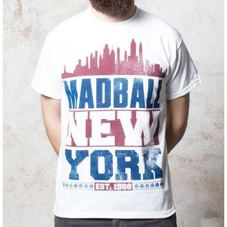 metál póló férfi Madball - Skyline - Buckaneer, Buckaneer, Madball
