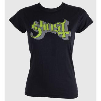 metál póló női Ghost - Keyline Logo - ROCK OFF, ROCK OFF, Ghost