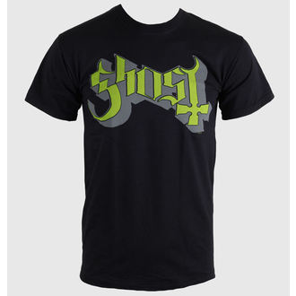 metál póló férfi Ghost - Keyline Logo - ROCK OFF, ROCK OFF, Ghost