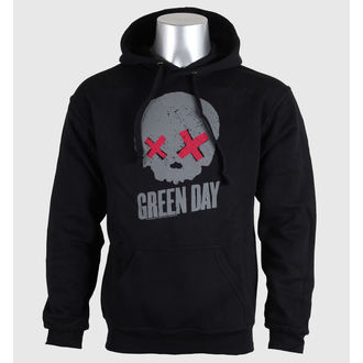 kapucnis pulóver férfi Green Day - Grayskull - BRAVADO EU, BRAVADO EU, Green Day