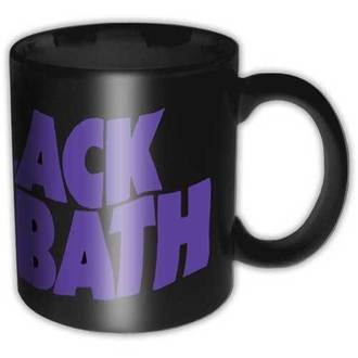 Black Sabbath bögre - Wavy Logo - ROCK OFF - BSMG01